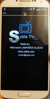 et installer sybla tv gratuitement